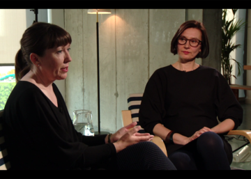 TALK ART / TALK SOCIETY SERIES IS NOW AVAILABLE TO WATCH ON YLE AREENA