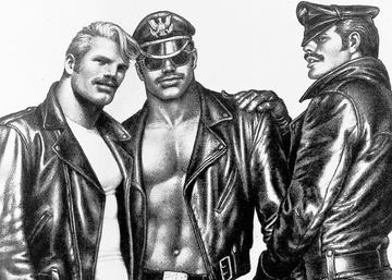 Tom of Finland - Daddy and the Muscle Academy