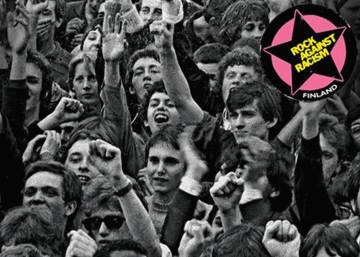 ROCK AGAINST RACISM EXHIBITION TOURS TO KOTKA, FINLAND